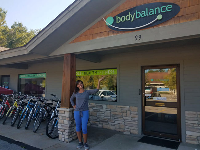 Body Balance of Suttons Bay
